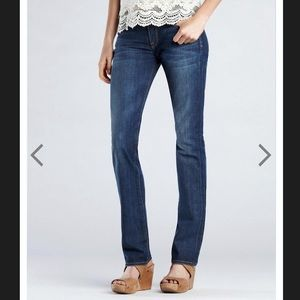 Lucky Brand, Sofia Straight Jeans